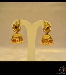 Buy MANGO JHUMKAS Earring online