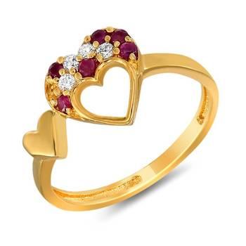 Mahi Sweetheart Ring