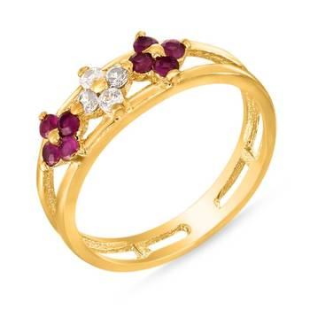 Mahi Classically Feminine Ring