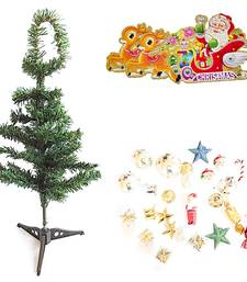 Buy Fancy Christmas Tree n Decoration Gift Box Hamper 115 christmas-decoration online