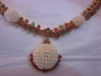 REAL  NECKLACE