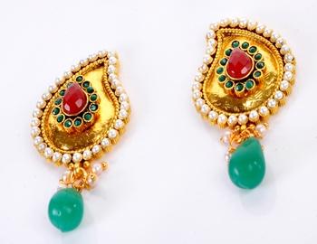 Designer Mango Earring