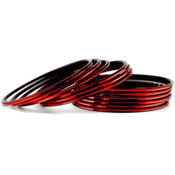 metel churi  maroon colour size-2.4,2.6,2.8