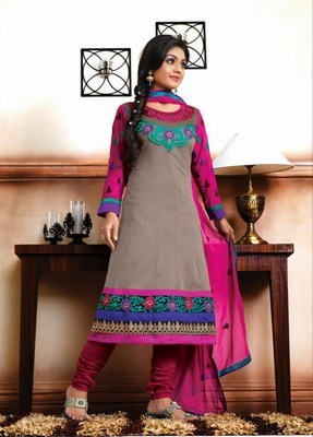 Designer Madhubala Dress