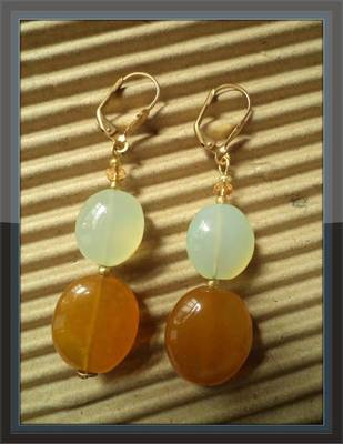 Gemstone Earrings-Aliff Lailaa-02027