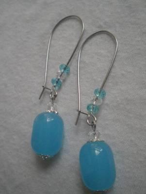 Blue Earrings-02039