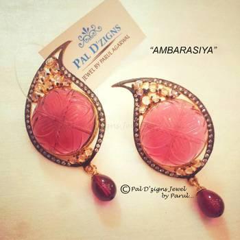 Ambarasiya Earings