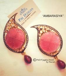 Buy Ambarasiya Earings danglers-drop online