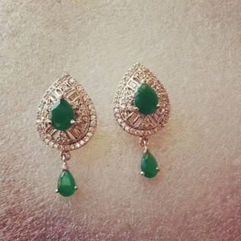 Emerald Green Drops