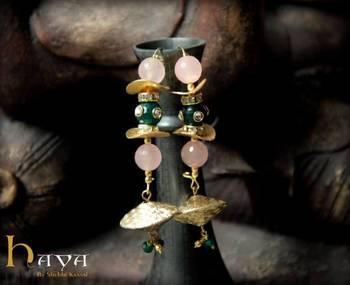 Classic Semi precious Earrings