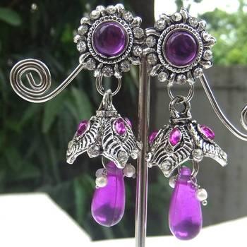 Lavender stone tokri