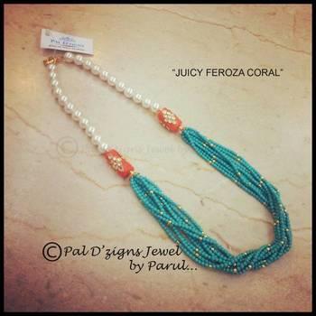 Juicy - Coral