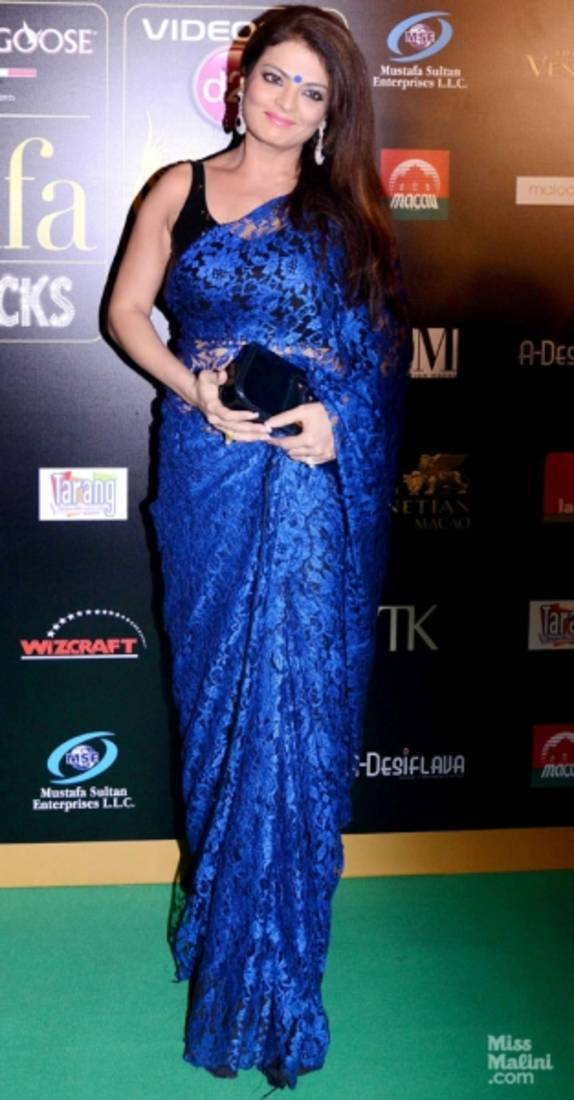 Buy ink blue lace saree online ink blue lace saree aloadofball Gallery