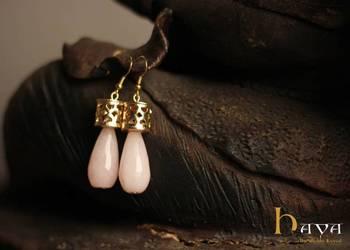 Jali Bead Earrings