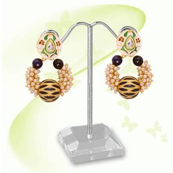 Pearls Earring 7641