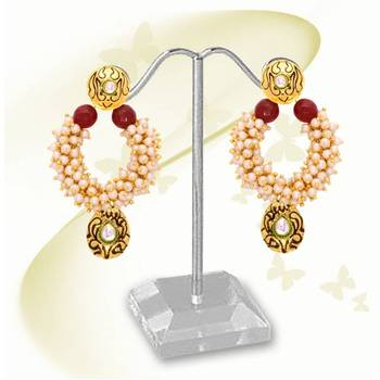 Pearl Fashion Earring 7646