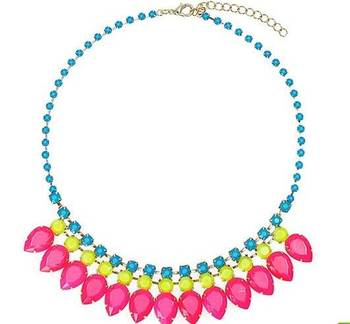 Pop me Up Necklace
