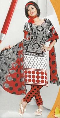 Dress Material Crepe Designer Prints Unstitched Salwar Kameez Suit D.No AP902