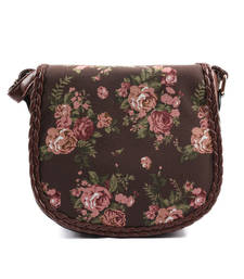 Buy Tan Slingbag Bag