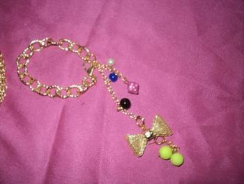 fancy bracelets and anklets