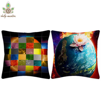 Nature on earth Digital Print Cushion Covers