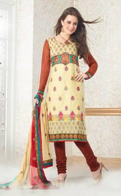 Shilpmantra's  Embroidery Designer Salwaar Suit