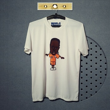 Drogba Polyester T-Shirt