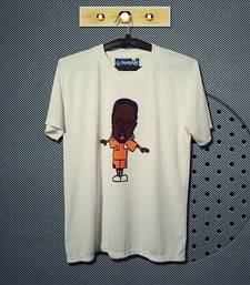 Buy Drogba Polyester T-Shirt men-tshirt online