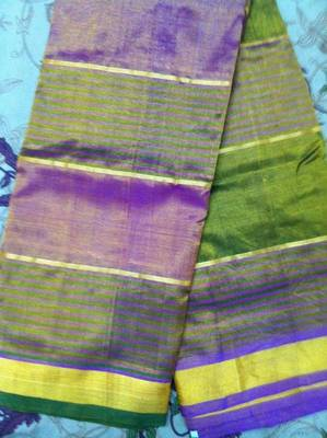 Multicolour south silk cotton
