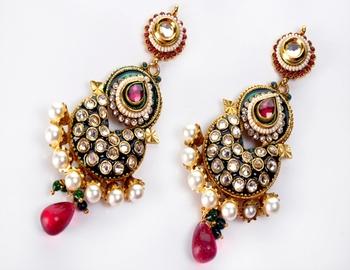 Ethnic Traditional Earring