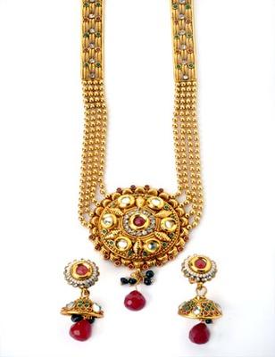 Mini Bridal Necklace Set