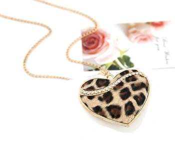 Steal My Heart Necklace
