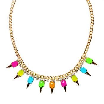 Fashion Marine Spike Necklace