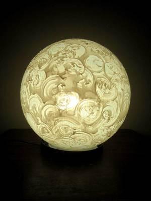 Vanilla-Lollipop Table lamps