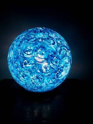 Blueberry Blast-Lollipop Table lamps