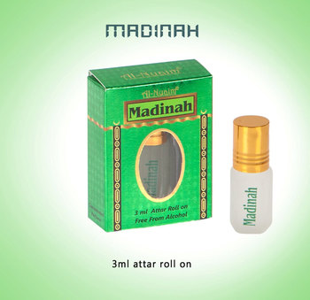 AL NUAIM MADINAH 3ML ROLL ON