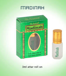 Buy AL NUAIM MADINAH 3ML ROLL ON gifts-for-him online