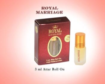AL NUAIM ROYAL MARRIAGE 3ML ROLL ON