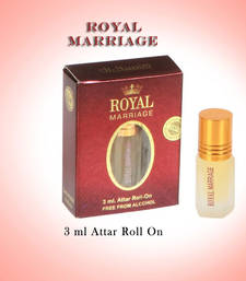 Buy AL NUAIM ROYAL MARRIAGE 3ML ROLL ON gifts-for-him online
