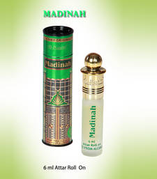 Buy AL NUAIM MADINAH 6ML ROLL ON gifts-for-him online