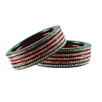 Pure Lakh Traditional Hinglu Rajasthani Bangle