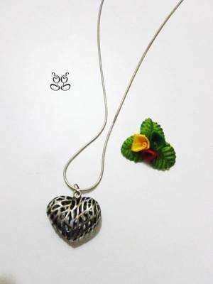 Heart Pendant Neckwear