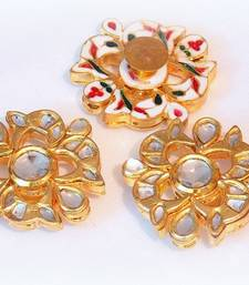 Buy BEAUTIFUL ELEGANT KUNDAN KURTA BUTTONS Other online
