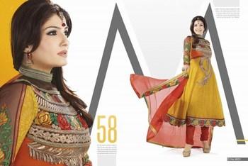 Shilpmantra's Designer Party Wear  Salwar Suit