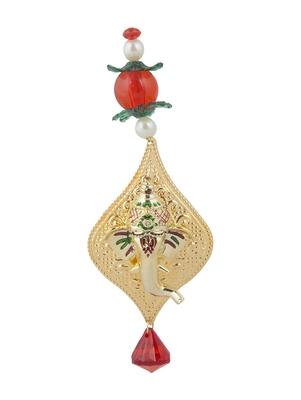 Elegant Rare Ganpati Door Hanging