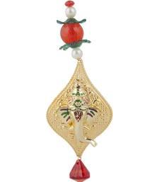 Elegant Rare Ganpati Door Hanging door-hanging