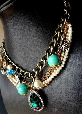 vintage palace treasure emerald