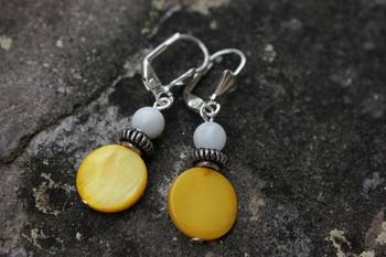 Mango Duet Earrings