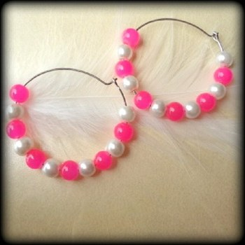 pink and white baali
