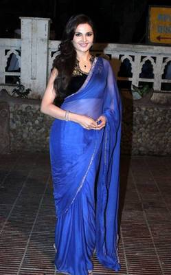 Sarwatichandra special Monica bedi saree